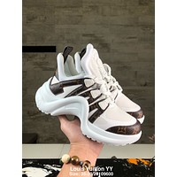 Louis Vuitton YY Sneakers Sport Shoes
