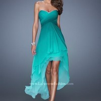 La Femme 19467 at Prom Dress Shop