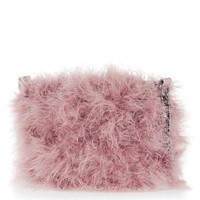Marabou Bag - PINK IS IN - We Love