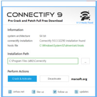 Connectify 9 Pro Crack and Patch Full Free Download - Pc Soft Incl Crack keygen Patch