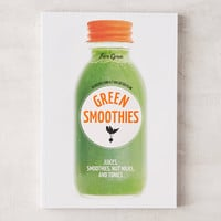 Green Smoothies: Recipes For Juices, Smoothies, Nut Milks, And Tonics By Fern Green | Urban Outfitters