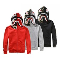 ONETOW Bape Hoodies Unisex Sweater