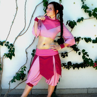 Ty Lee Cosplay Costume (Avatar: The Last Airbender)