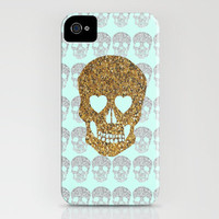 skulls & heartz;; iPhone Case by Taylor St. Claire | Society6