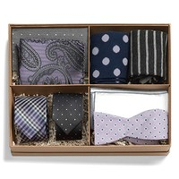Men's The Tie Bar Large Style Box , Size Regular - Purple (Nordstrom Exclusive)