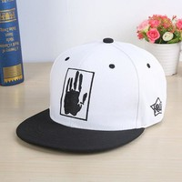 Sports Hat Cap trendy  New brand men's snapbacks hat baseball cap sports sun-shade adjustable hats hip-hop Gorras Hats Planas Chapeau Flat Bill hat KO_16_1
