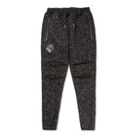 Tech Jogger in Black – Pink+Dolphin