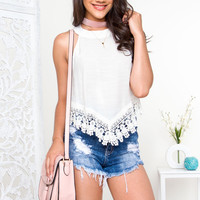Sonja Top - White