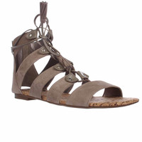 Circus by Sam Edelman Gibson Lace Up Gladiator Sandals - Cashmere