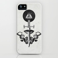 Drawing Down the Moon iPhone & iPod Case by Douglas Hale   Society6