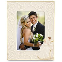 Disney ''Happily Ever After'' Prince and Cinderella Frame by Lenox -- 5'' x 7'' | Disney Store