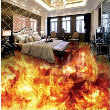 Fire From Below ~Flooring