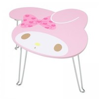 Foldable Table - Face - My Melody Sanrio - Love Anime from Japan