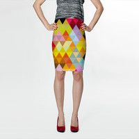 Triangles No.4 by House of Jennifer (Skirt)