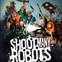 Shoot Many Robots [Online Game Code]