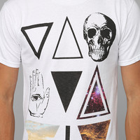 Urban Outfitters - Symbols Burnout Tee
