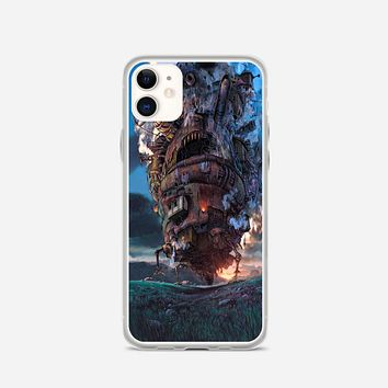 Howls Moving Castle Case iPhone 11 Case
