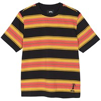 Multi Stripe Shirt in Black
