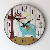 A Creation Clock.Funny Clock.Interesting and Useful Clock. = 4798554628