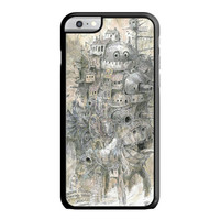 Howl'S Moving Castle iPhone 6 Case