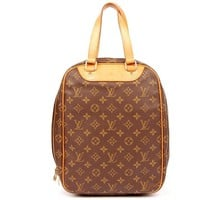 Louis Vuitton Excursion 5215 Brown Travel Bag