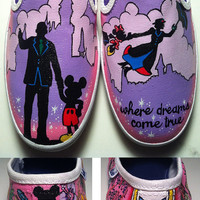 Disneyland and Mary Poppins Shoes