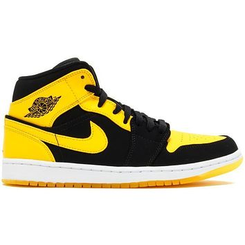 Air Jordan 1 Retro Mid New Love 2017 Men's