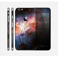 The Mulitcolored Space Explosion Skin for the Apple iPhone 6 Plus