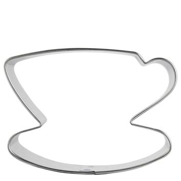 Tea Cup Cookie Cutter