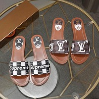 Louis Vuitton LV 2021 New slippers in spring and summer