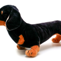 Viahart 18 Inch Dachshund Dog Stuffed Animal Plush - Dieter The Dachshund