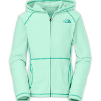 The North Face Shirts GIRLS' GLACIER FULL ZIP HOODIE