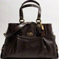 Coach :: MADISON LEATHER CARRYALL