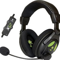 Turtle Beach - Ear Force X12 Gaming Headset for Xbox 360 - TBS-2255 - Best Buy