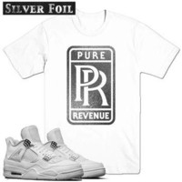 PURE REVENUE- Jordan Pure Money 4's