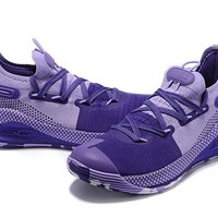 Under Armour Curry 6 - Purple