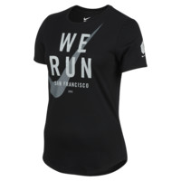 "Nike ""We Run"" (Women's Half Marathon) Women's T-Shirt"