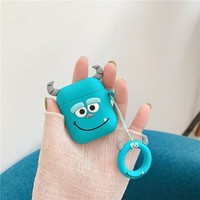 Sulley Monsters Inc Monsters University Pixar Apple Airpods Case FREE SHIPPING