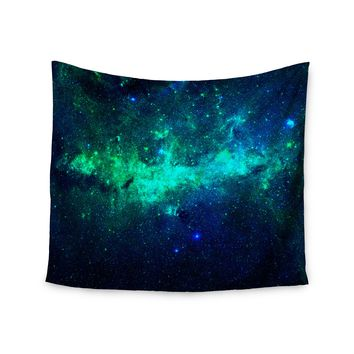 """""""Space Jams"""" Splash Of Color Wall Tapestry"""