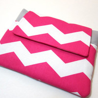 SALE 15% Off, Kindle HDX Sleeve / Kindle Fire HD Case / Kindle Paperwhite / Nook Cover / Kindle Keyboard Cover / Samsung Galaxy 7 / Chevron