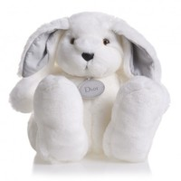 'Emile' Rabbit Soft Toy In A Gift Bag (22cm)