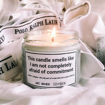 Commitment Scented Candle