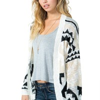 Neutral Grounds Sweater