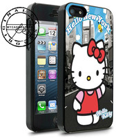 Hello Kitty New York iPhone 4s iPhone 5 iPhone 5s iPhone 6 case, Samsung s3 Samsung s4 Samsung s5 note 3 note 4 case, Htc One Case