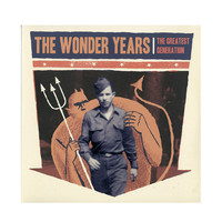 The Wonder Years - The Greatest Generation Vinyl LP Hot Topic Exclusive
