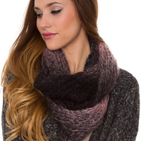 Graycen Infinity Scarf - Rose - One Size / Rose
