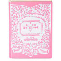 Rob Ryan Notebook - Gifts & Novelty  - Bags & Accessories