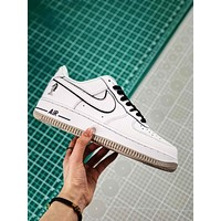 Nike Air Force 1 Low 07 Four Horsemen