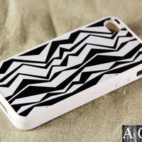 Stylish Zebra iPhone 4 iPhone 4S Case, Rubber Material Full Protection
