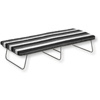 Deluxe Swedish Folding Cot: Aero Beds and Camp Cots   Free Shipping at L.L.Bean
